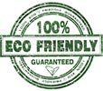 100% ECO FRIENDLY GUARANTEED