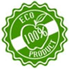 100% ECO PRODUCT (stock seal)