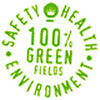 100% GREEN FIELDS - SAFETY HEALTH ENVIRONMENT (CL)