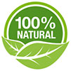 100% NATURAL (stock, UK / green med, PL)
