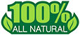 100% ALL NATURAL (supplements, US)