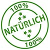100% NATURLICH (stock stamp)