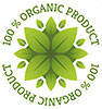 100% ORGANIC PRODUCT (scope)