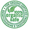 100% organic safe - FOR ORGANIC CERTIFIED PRODUCERS 