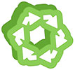 3D recycling (Fotolia concept set)