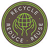 RECYCLE REDUCE REUSE (Earth care)