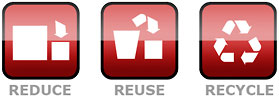 REDUCE - REUSE - RECYCLE (evolution)