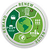 3R world principles: RENEW REUSE REWARD