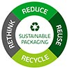sustainable packaging (4R)