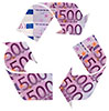 recycling 500 EUR
