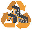 AIC Recycling (logo, US)
