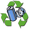 alu cans recycling