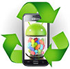 Android - phone - recycle