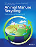 Animal Manure Recycling (book cover, DK)