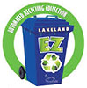 AUTOMATED RECYCLING COLLECTION (EZ Lakeland, US)