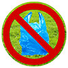 ban plastic bags in nature