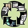 basic recycling materials