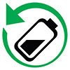 battery recycling (IE)