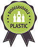 BIODEGRADABLE PLASTIC (seal, VectorOpenStock)