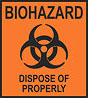 Biohazard - Dispose of Properly