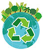 blue global recycling