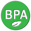 BPA [FREE] (green leaf)