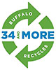BUFFALO RECYCLES (34 AND MORE, US)