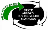 STATE AGENCY BUY RECYCLED CAMPAIGN (Ca, US)
