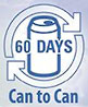 Can to Can - 60 DAYS (ALU-CYCLE, US)