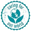 'caring for our world'