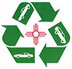 cars recycling (New Mexico, US)