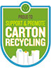 carton [recycling] council (seal, US)