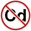 Cd (cadium) free