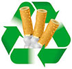 cigarette-butts recycling