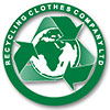 RECYCLING CLOTHING COMPANY (logo, UK)