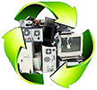 computer hardware recycling