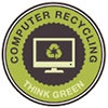 COMPUTER RECYCLING - THINK GREEN (seal)