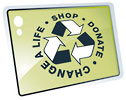 CHANGE A LIFE - SHOP - DONATE (recycle)