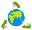 Earth-sfera recycling