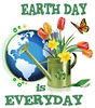 EARTHDAY is EVERYDAY (pop)