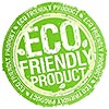 ECO FRIENDLY PRODUCT (stamp)