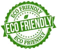 (3x) ECO FRIENDLY (stamp)