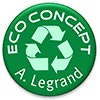 recycling: ECO CONCEPT A. Legrand
