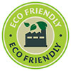 ECO FRIENDLY - waste management (stamp)