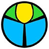 universal eco symbol '2008: 'One with the Earth'