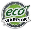 eco WARRIOR (emblem, UK)