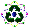 electrons recycling