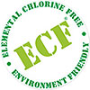 ECF - ELEMENTAL CHLORINE FREE ENVIRONMENT FRIENDLY