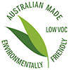 LOW VOC ENVIRONMENTAL FRIENDLY AUSTRALIAN MADE (floors, AU)