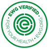EWG VERIFIED FOR YOUR HEALTH 